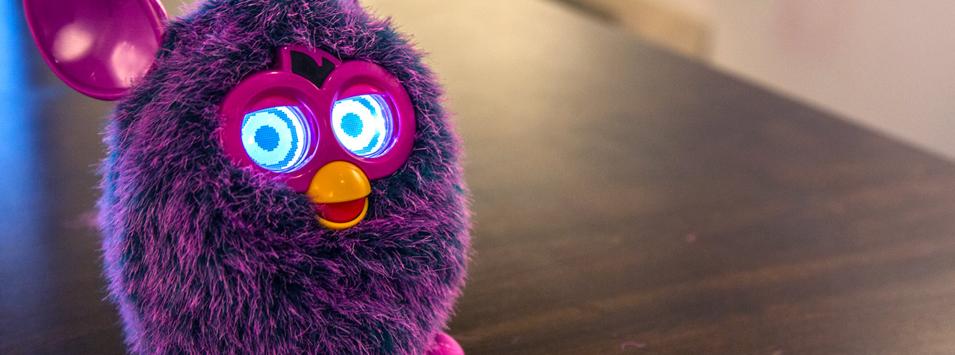 Furby Geschichte