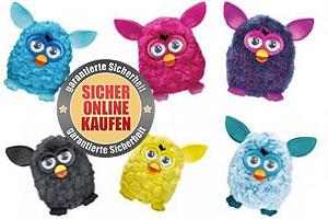 Furby Bedienungsanleitung